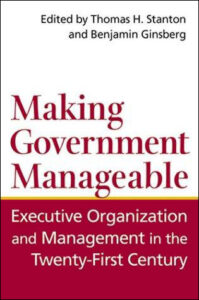 Making Government Manageable